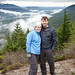 Ashleigh and Jon on Rattlesnake Ledge by conradz