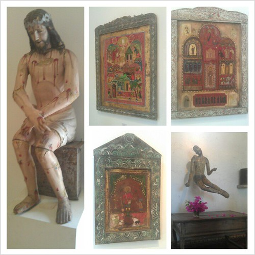 Religious #Art #Antique century old sculptures & replicas #weekenddiscoveries #Philippines