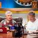 Leo and Scoble during TWiT Episode 354 by Christian Cable