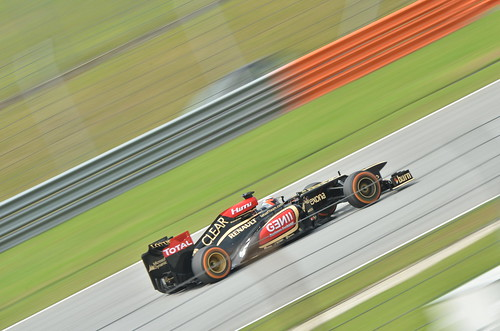 Kimi Raikkonen - 2013 Formula 1 Petronas Malaysia Grand Prix