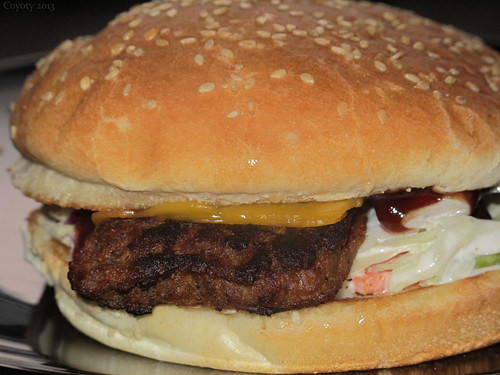 BBQ MockRib sandwich by Coyoty