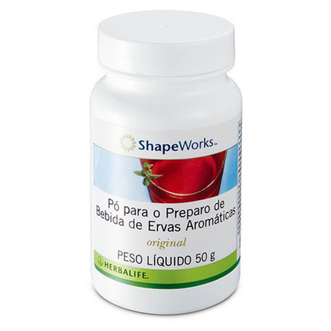 Ch� Herbalife Original 50g