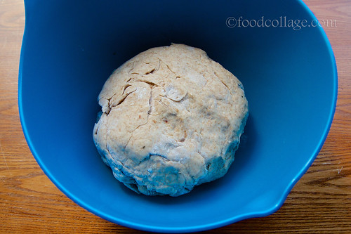 Whole Wheat Pizza Dough 1