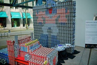 Canstruction Vancouver 2013