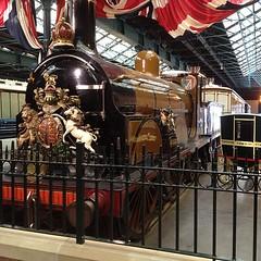 Railway Museum today!