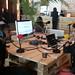 UBIK in conversation Eavesdropper /Falgoosh Radio