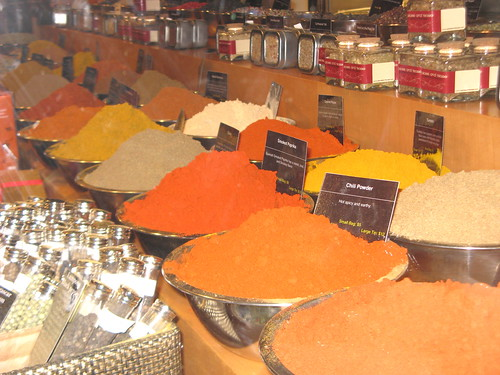 Spices - Grand Central Market