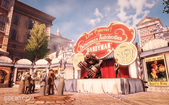 BioShock Infinite - Handyman