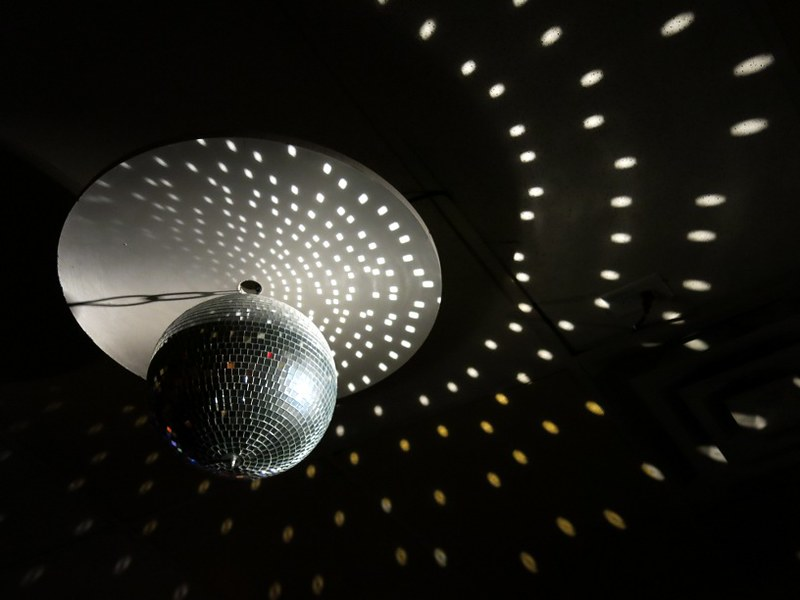 Disco Ball Blessings