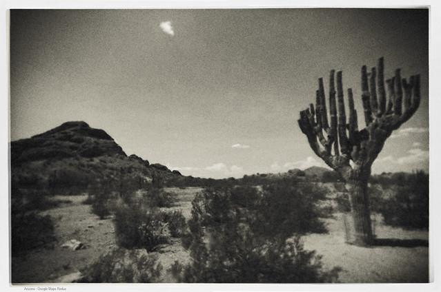 Cactus, Arizona - Google Maps Redux