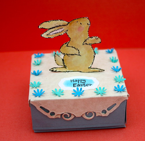 Easter Treat Box blue