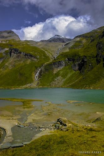 Lake by Zdenek Papes