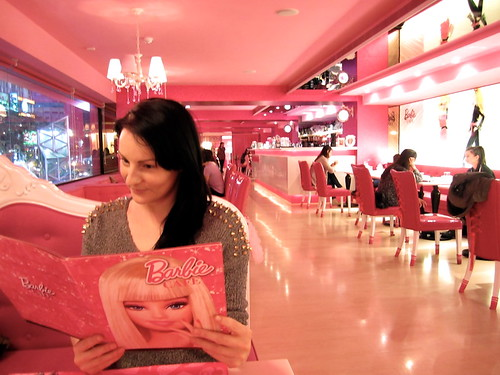 Barbie Cafe, Taipei_9