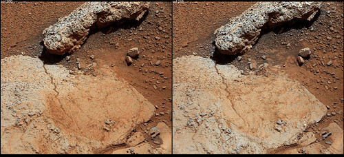 Curiosity sol 200 sol 233 MastCam right