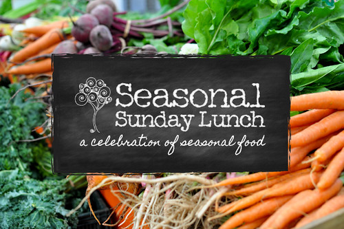 Seasonal Sunday Lunch launch!