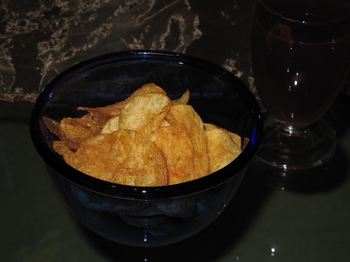 Honey Barbecue Chips (von Kettle)