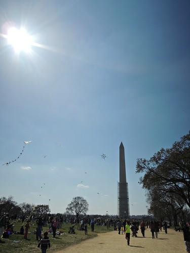 monument sunburst