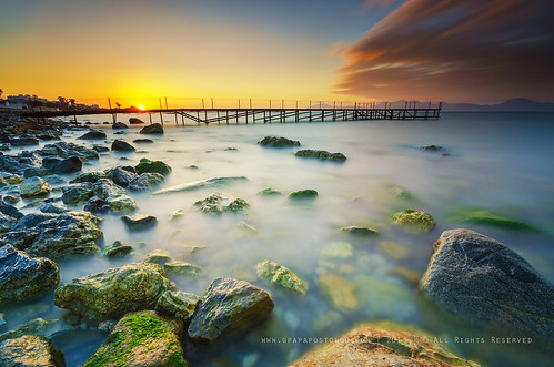 longexposure sunset sea sky seascape nature colors landscape nikon kos mastichari kosisland d7000 nikond7000 dodekanisagreece