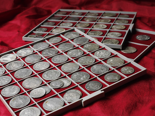 Holy Roman Empire coin collection