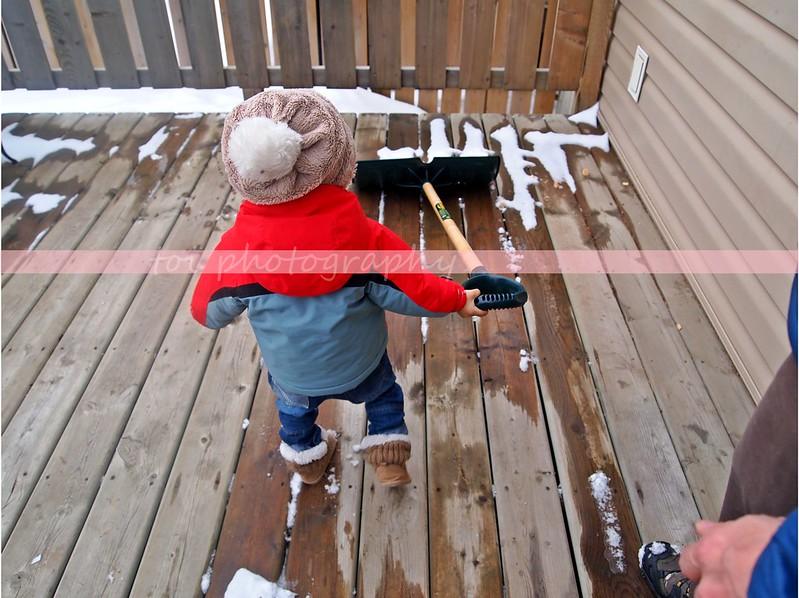 AOI shovelling