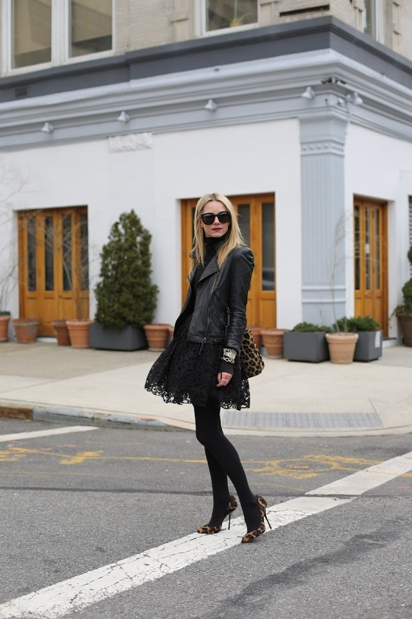 How to wear leather jacket - come si porta il chiodo di pelle