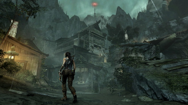 Tomb Raider - Screenshot 1