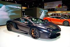 Lamborghini at the 34th Bangkok International Motor Show