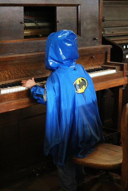Batman Strikes a Chord