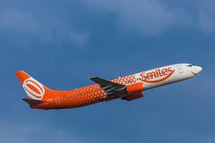 Gol Boeing 737-800 Smiles