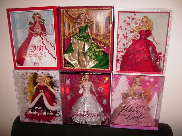 Barbie: tematiskie izlaidumi / тематические выпуски (серии) кукол. - Page 3 8649202396_4eb2cf1bb2_z