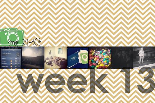 week 13 title