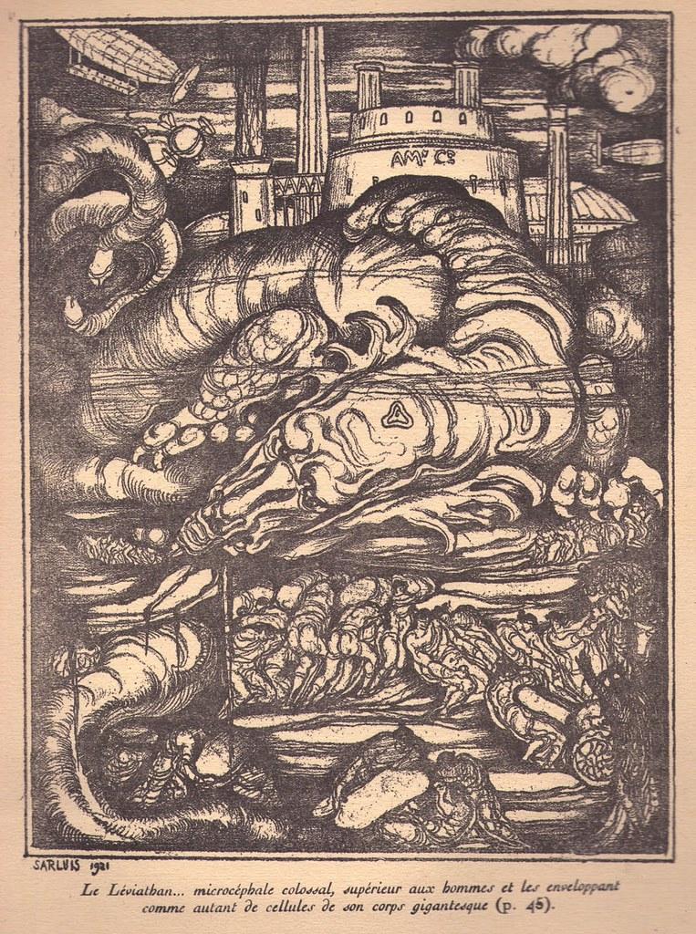 Léonard Sarluis - Leviathan