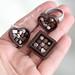 Small Chocolate Boxes to Wear by PetitPlat - Stephanie Kilgast