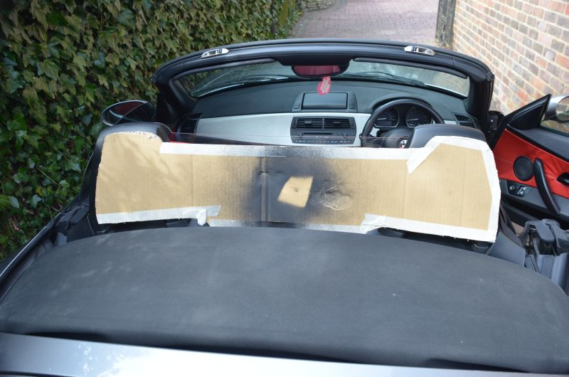 Wind Deflector Diy Z4 Forum Com