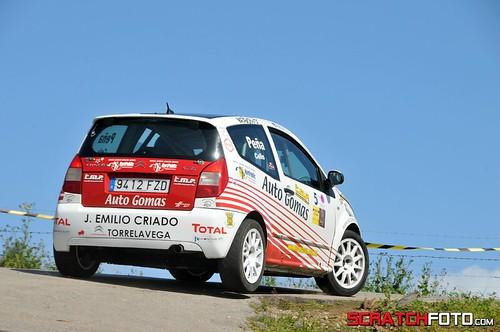 Daniel Peña Rallysprint Puente Arce-Camargo