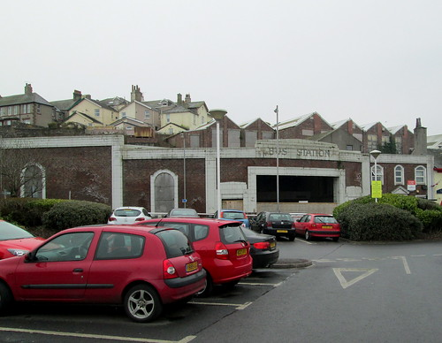 Former Bus Station Whitehaven right