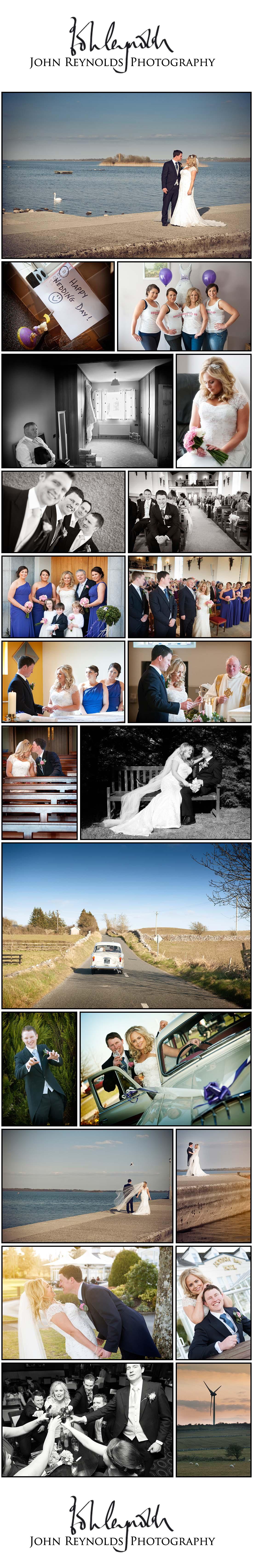 Imelda & John Blog Collage