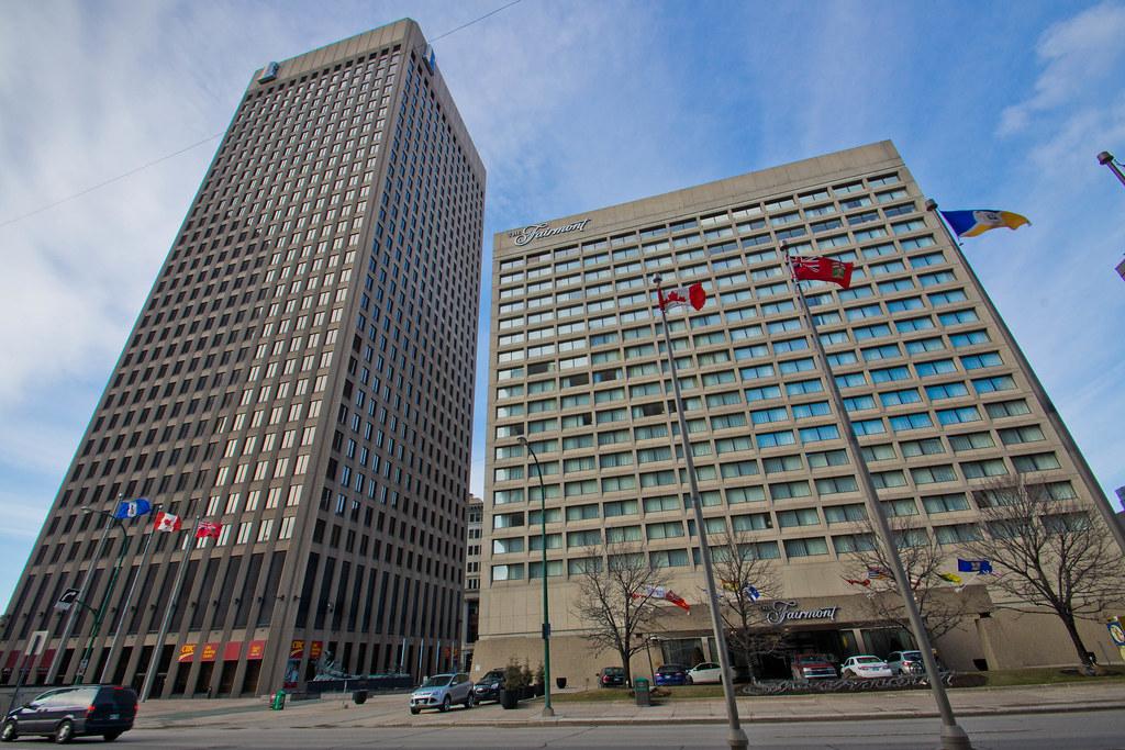 The Fairmont Hotel Winnipeg