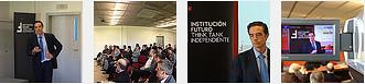 Guillermo Dorronsoro en Institución Futuro