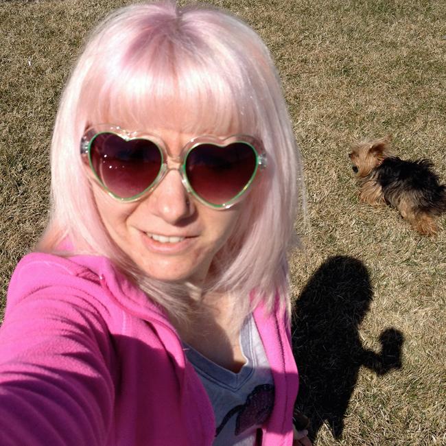 Pink Hair pic4
