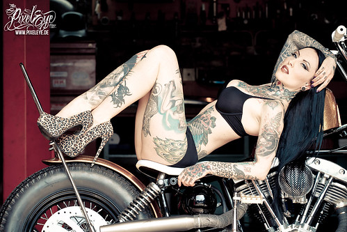 Makani Terror at Wasted Steel on Wheels II (2013)