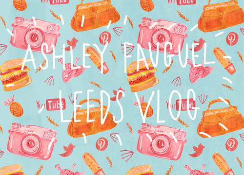 Leeds Vlog Starting Page