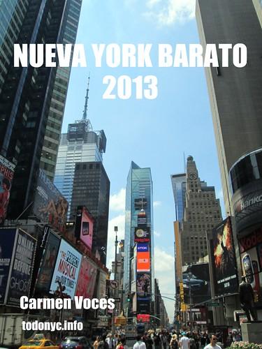 Guia Nueva York barato 2013, Carmen Voces. http://todonyc.info