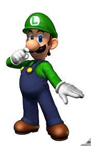 Dzień z Luigi