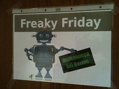 Freaky Friday bei boxtec