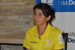 Arribo de Deportístas Olímpicos a Guayaquil
