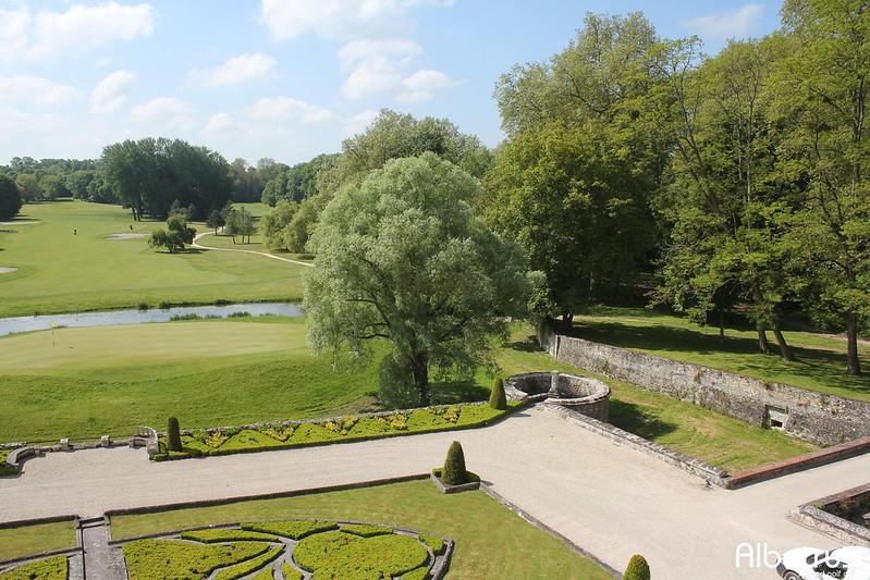 photo du golf Golf Du Chateau D'Augerville - Parcours