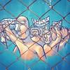 Agua = Vida #instagood #instamood #street #streetart #viedma #argentina #patagonia #rionegro #agua #via #instacool #beautiful #whileridingabike