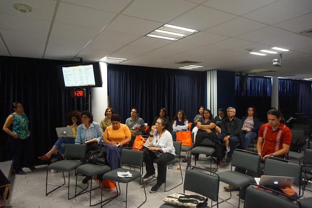 Clinica para el análisis documental de grabaciones sonores y audiovisuales, UNAM, 8/09/2016