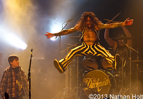 The Darkness - 01-25-13 - Majestic Theatre, Detroit, MI